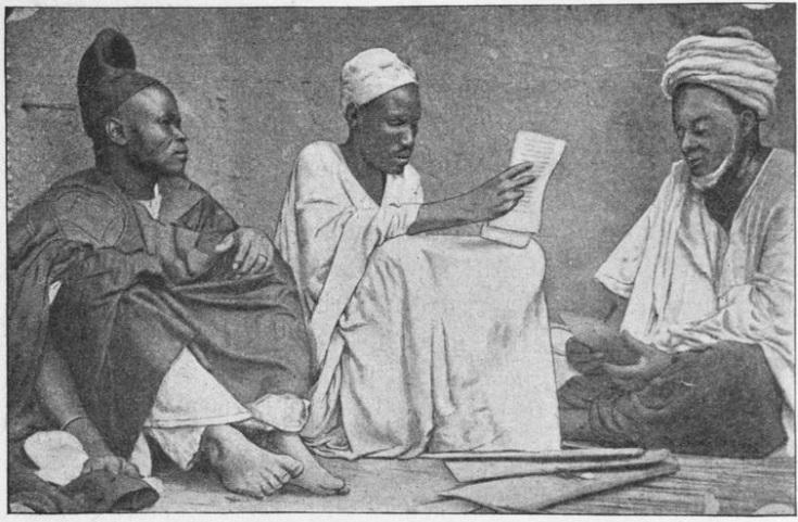 Marabouts_de_Say_Niger_1912