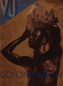 Affiche de propagande pour l'immigration africaine atout-guadeloupe.com