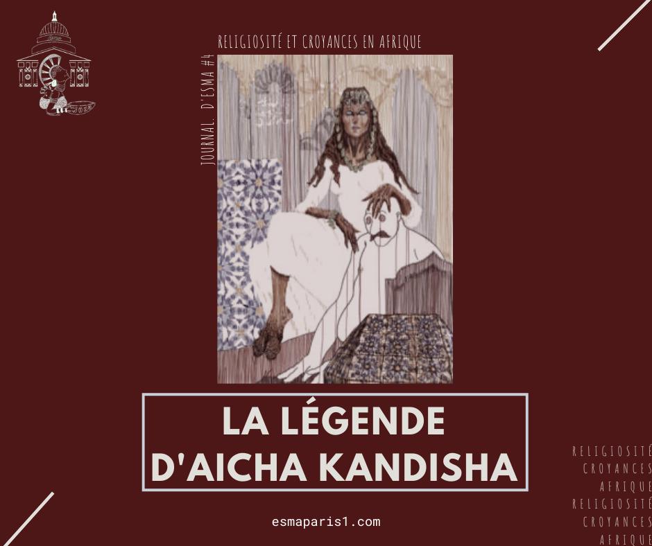 La légende d'Aicha Kandisha
