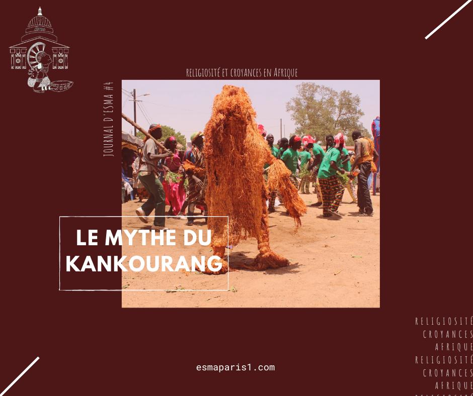 Le mythe du Kankourang