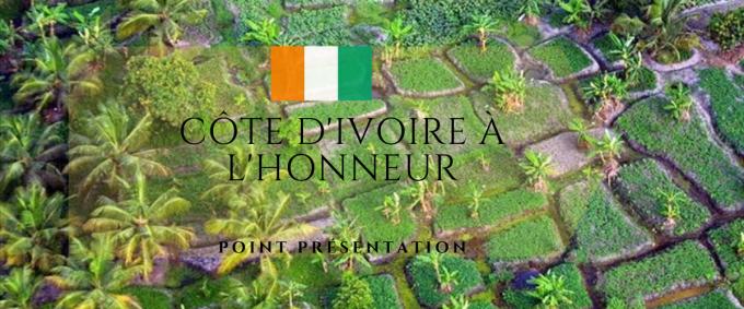Point Présentation : la Côte-d'Ivoire