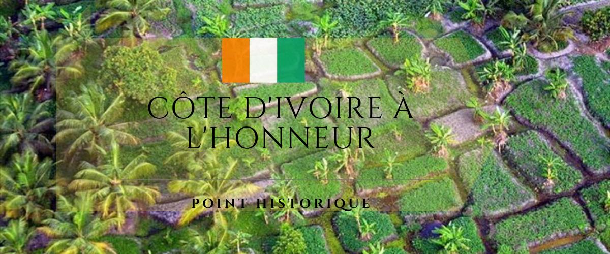 Point historique : la Côte-d'Ivoire