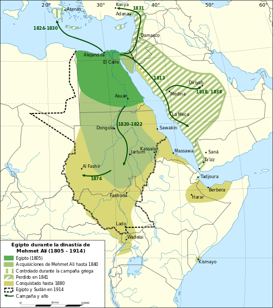 Egypt_under_Muhammad_Ali_Dynasty_map_es