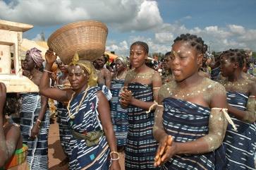 Danses-baoulé