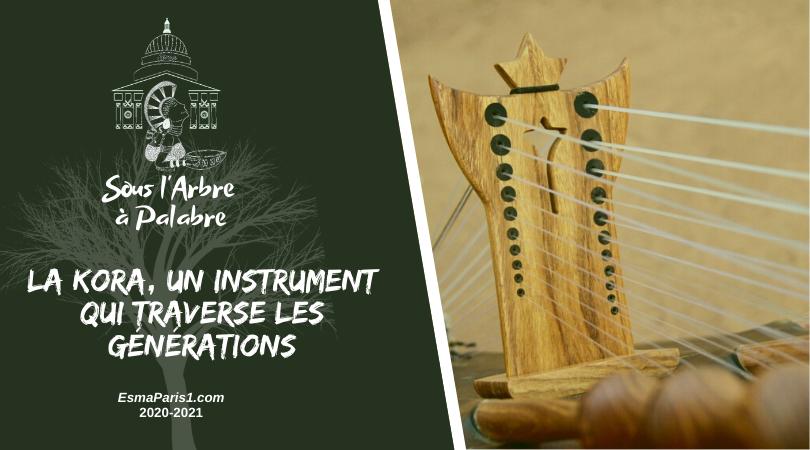 La Kora, un instrument qui traverse les générations