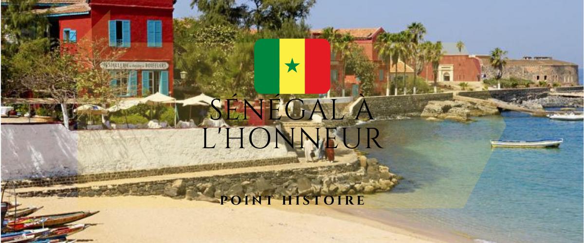 Point Histoire : le Sénégal