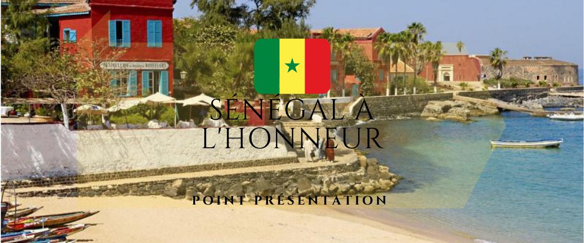 Point présentation : Le Sénégal