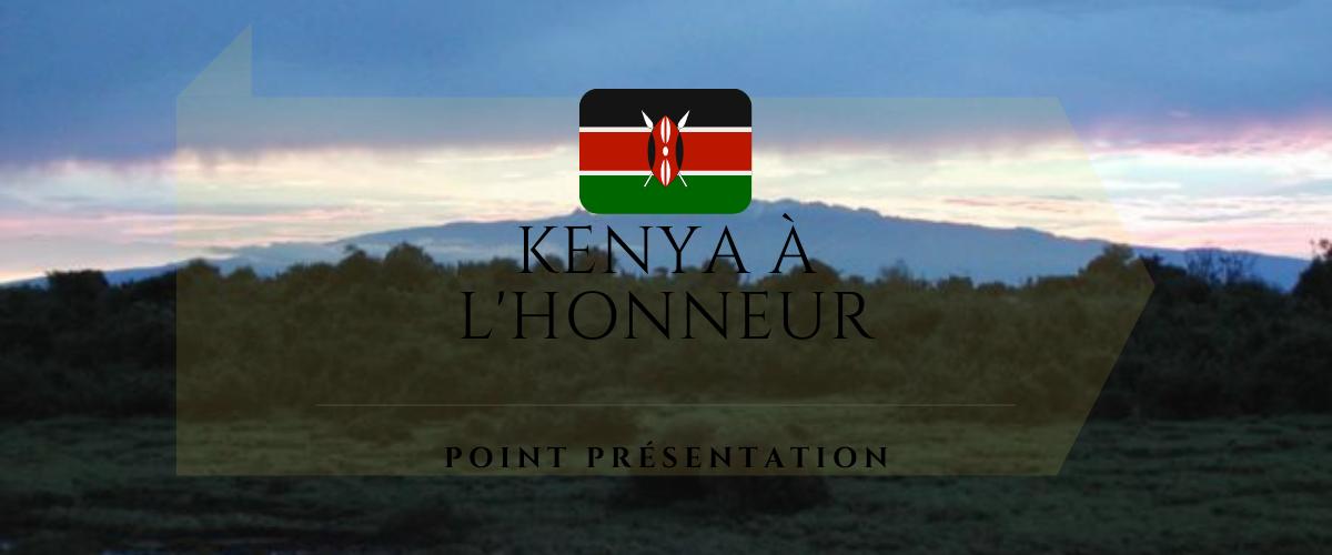 Point présentation : Le Kenya