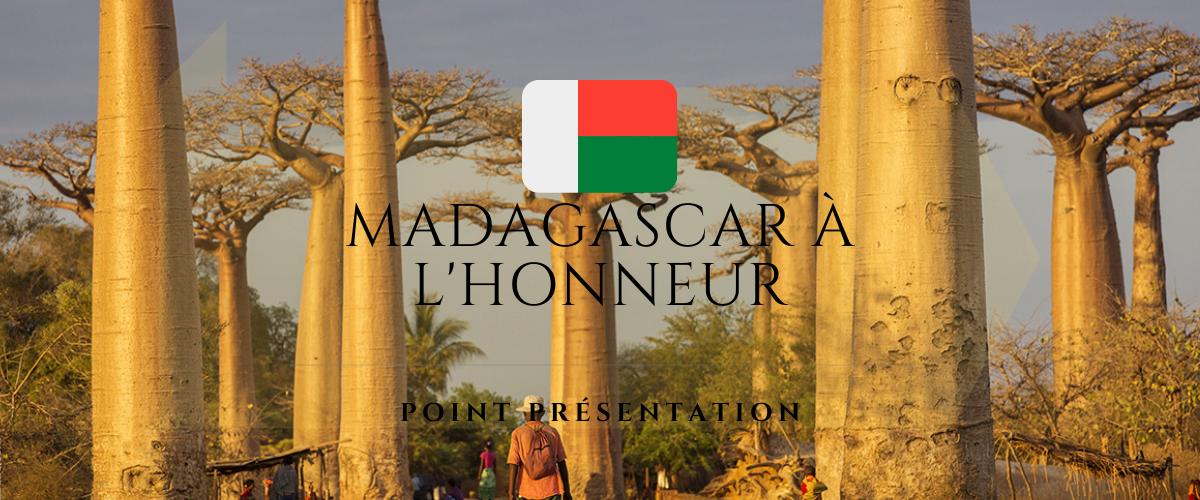 Point présentation : Madagascar